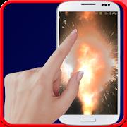 explosion screen simulator