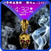 smoke lock screen