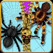 spider lock screen