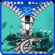 water lock screen